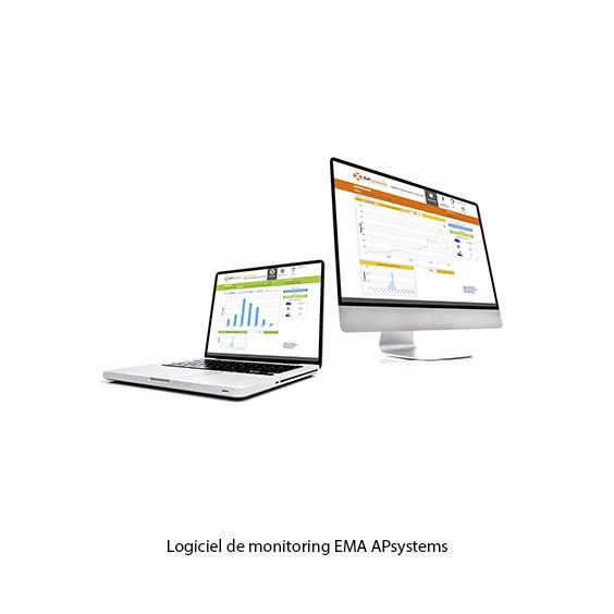 APsystems logiciel EMA