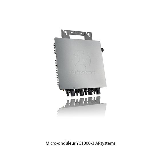 APsystems micro-onduleur YC1000-3