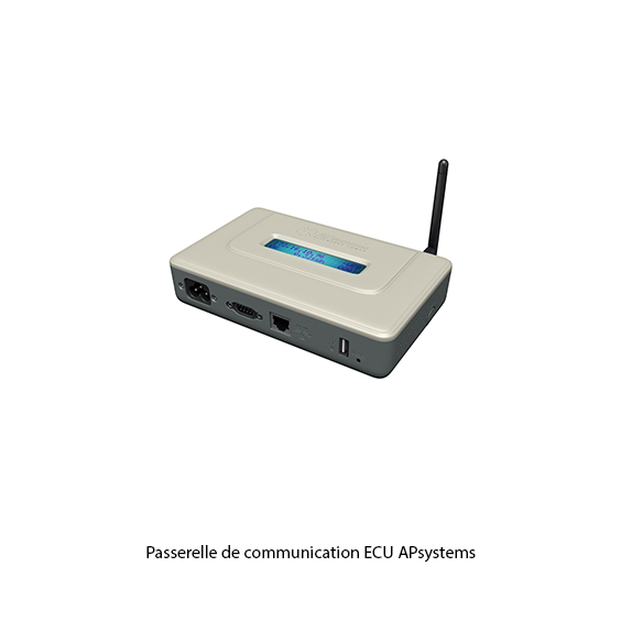 APsystems passerelle de communication ECU
