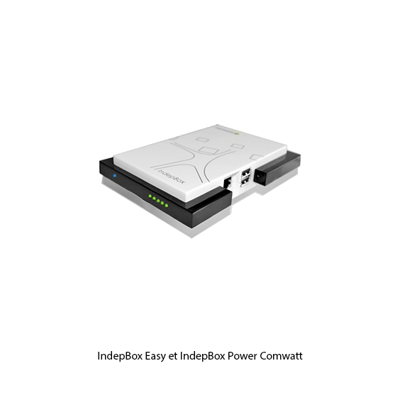 Comwatt Indepbox Easy et Indepbox Power