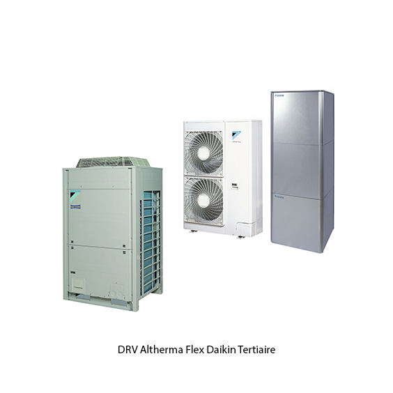 DRV Altherma Flex Daikin
