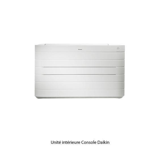Unité intérieure Console Daikin