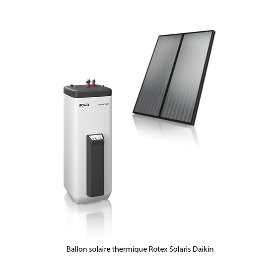 Ballon solaire thermique Rotex Solaris