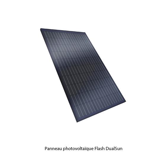 Panneau photovoltaïque Flash Dualsun