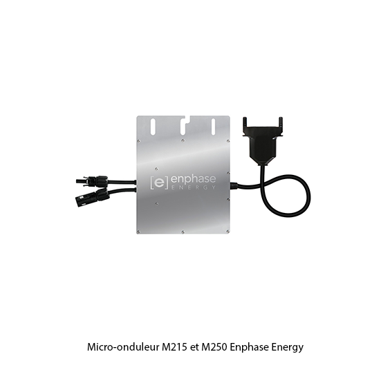Enphase Micro-onduleur M215 et M250