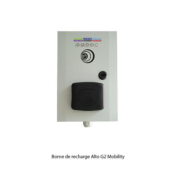 G2 Mobility borne de recharge Alto