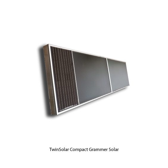 Grammer Solar Twinsolar Compact