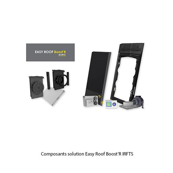 Solution Boost'R composants