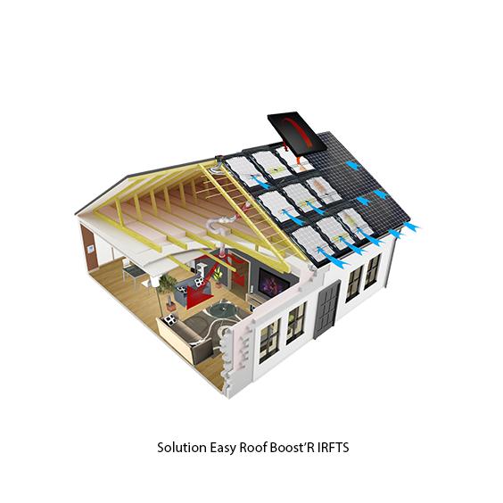 Solution Boost'R maison 3D