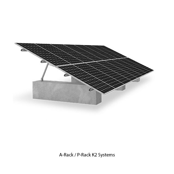A-Rack and P-Rack K2 Systems
