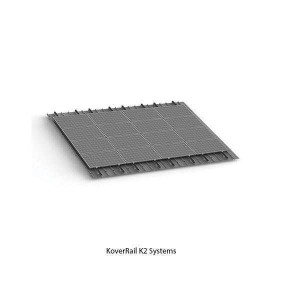 K2 Systems KoverRail