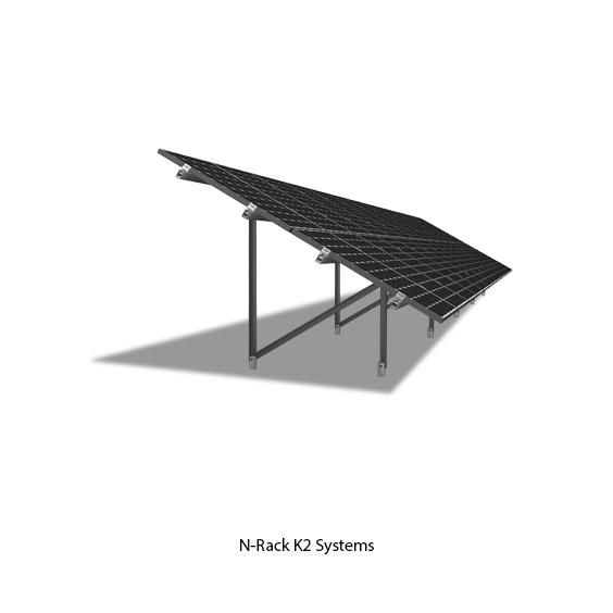 K2 Systems N-Rack