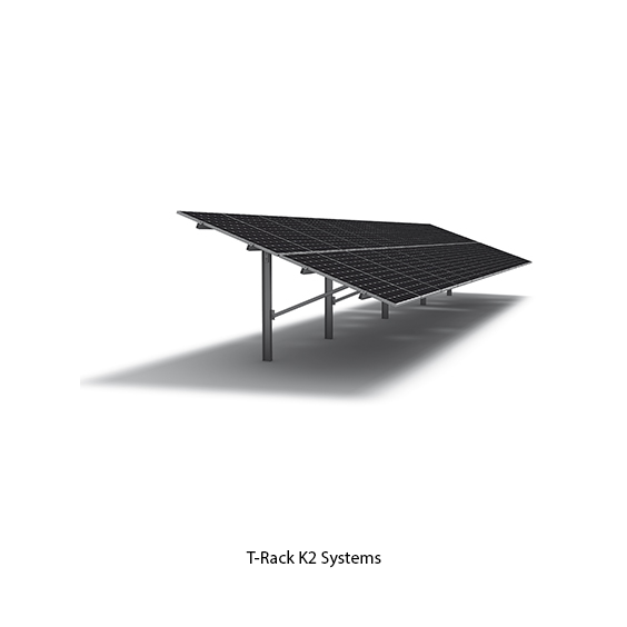 K2 Systems T-Rack