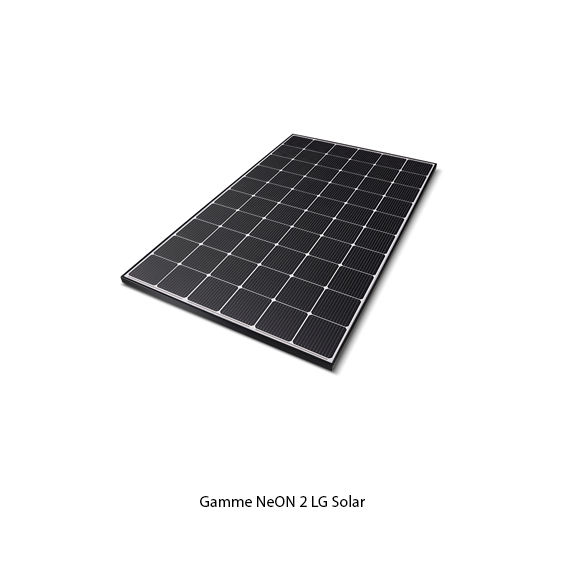 LG Solar Gamme NeON 2