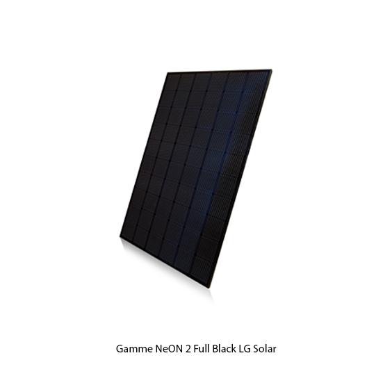LG Solar Gamme NeON 2 black