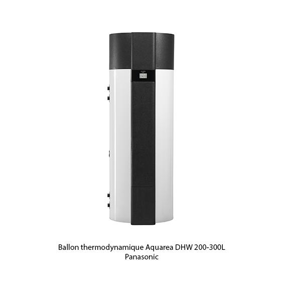 Ballon thermodynamique Aquarea 200-300L