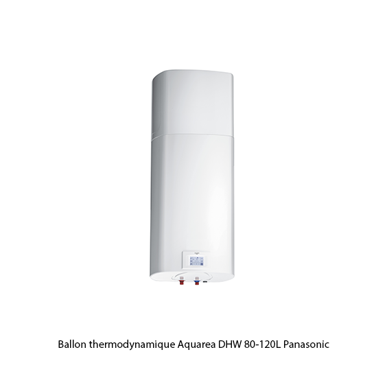 Ballon thermodynamique Aquarea 80-120L