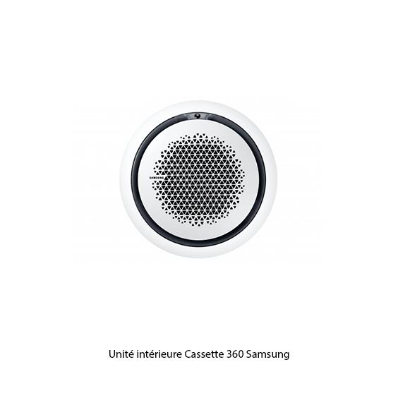 Unités intérieures Samsung cassette 360