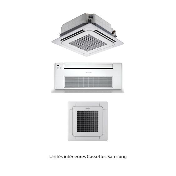 Unités intérieures Samsung cassettes