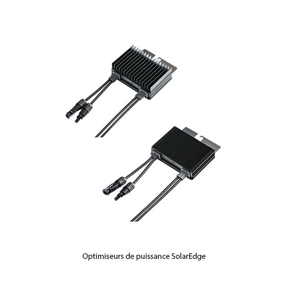 Optimiseurs de puissance SolarEdge