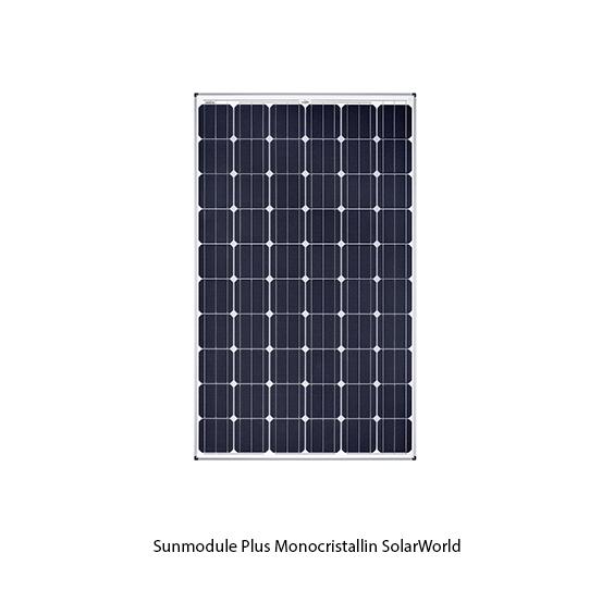 Sunmodule Plus Monocristallin