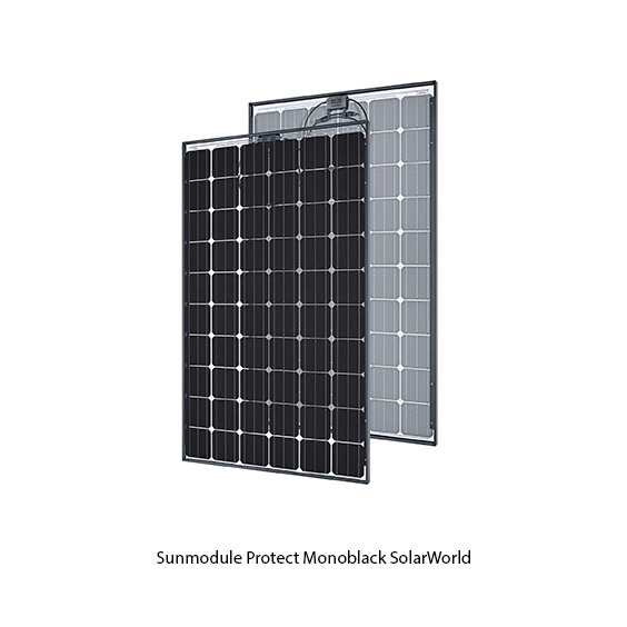 Sunmodule Protect Monoblack