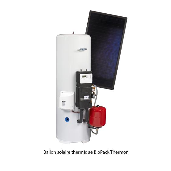 Ballon solaire thermique BioPack