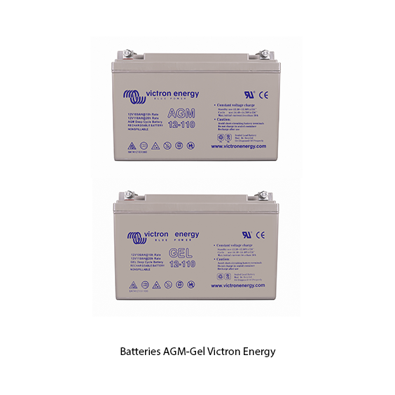 Victron Energy Batterie AGM-GEL