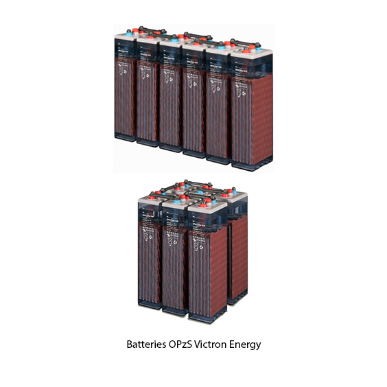 Victron Energy Batterie OPzS