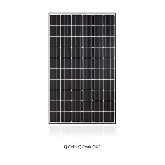 Q Cells module photovoltaïque Q.Peak G4.1