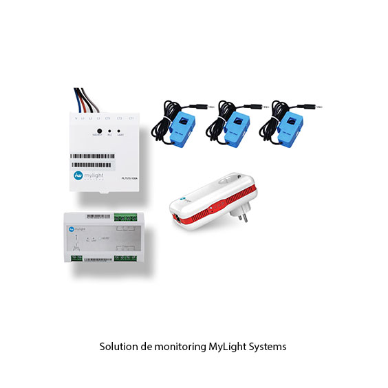 Solution de monitoring MyLight Systems