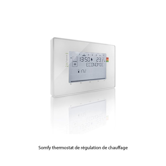 Somfy_thermostat_regulation_chauffage