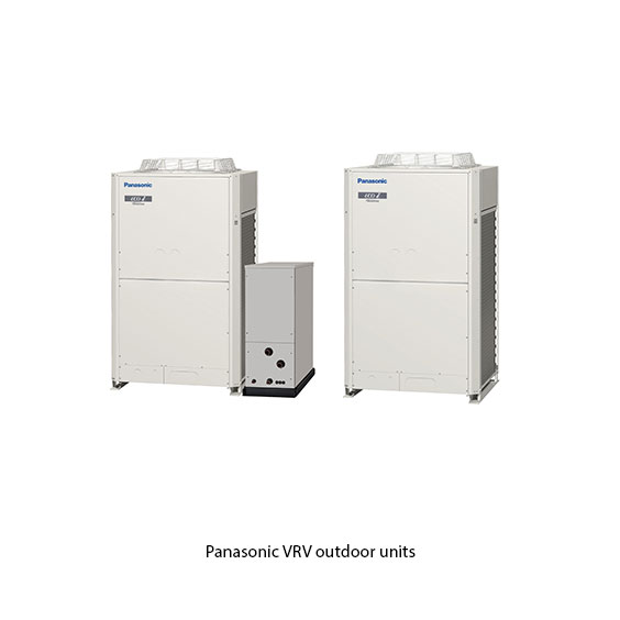 Panasonic_VRV_outdoor_units
