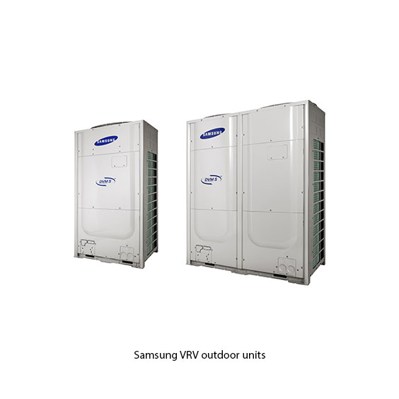 Samsung_VRV_outdoor_units