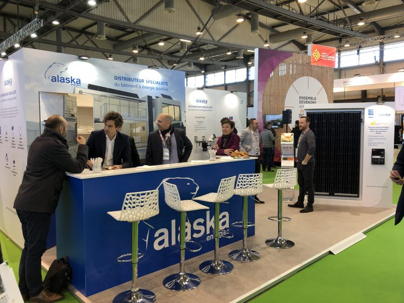 Salon Alaska Energies Energaïa 2018